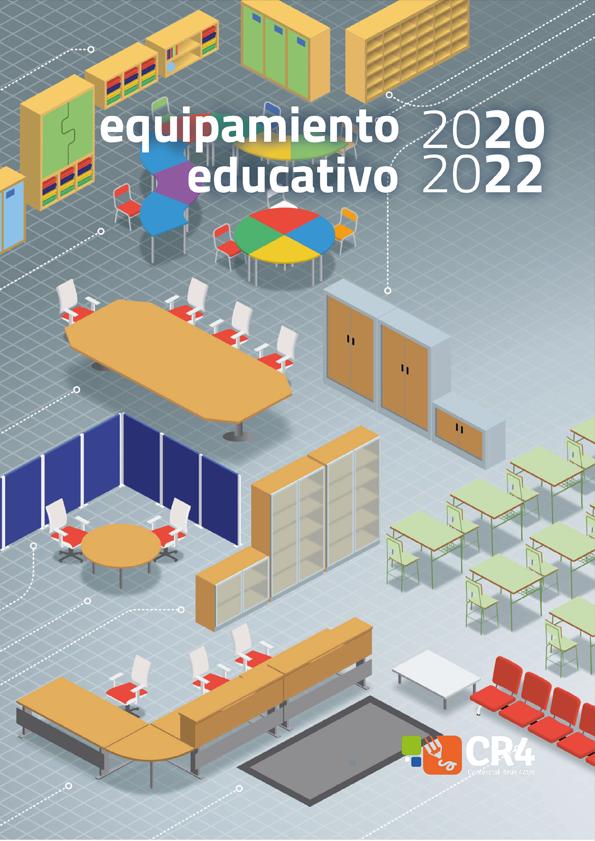 Catálogo Equipamiento Educativo 20-22
