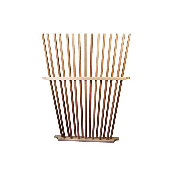 Suport fusta per 15 piques